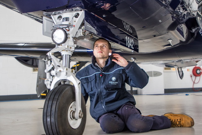Why Working In The Aviation Business?