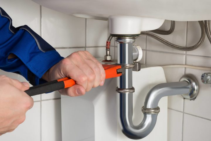 Pre-tenancy plumbing system upkeep as well as a list